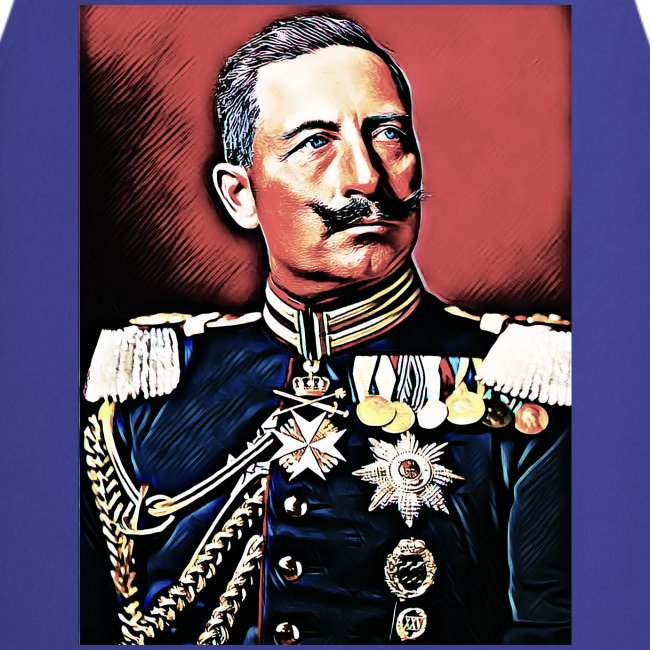 Wilhelm II #3 - Popart 2.0 Kaiserreich Edition