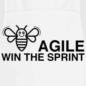 BE AGILE WIN THE SPRINT - Cooking Apron