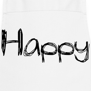 happy2 - Cooking Apron
