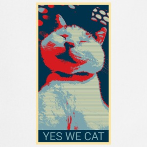 YES WE CAT - Grembiule da cucina