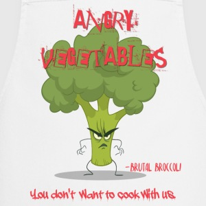 brutal broccoli - Cooking Apron