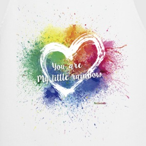 Camiseta Little Rainbow - Delantal de cocina