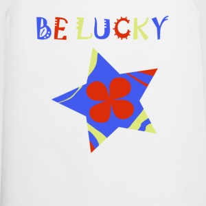 Be lucky star, star, lucky - Cooking Apron