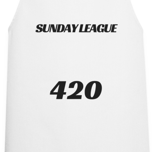 SL Schürze 420 - Kochschürze