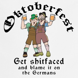 Funny Oktoberfest German Drinking - Cooking Apron