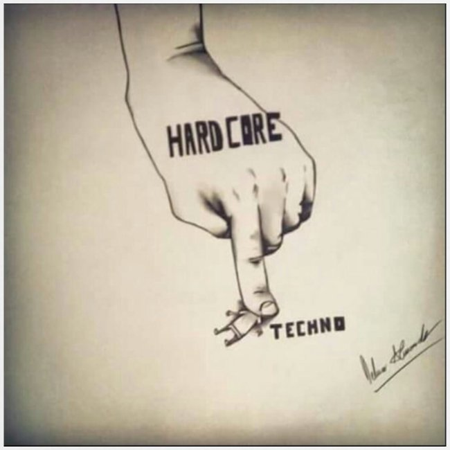 DerHardstyle.ch Hard_Core Techno