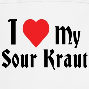 Love My Sour Kraut Sauerkraut - Tablier de cuisine
