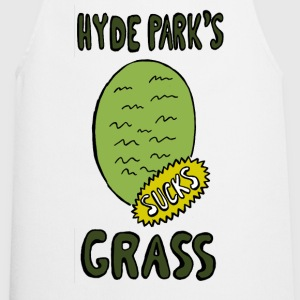 Hyde Park's Grass SUCK - Keukenschort