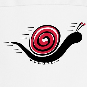 Racing snail - Cooking Apron