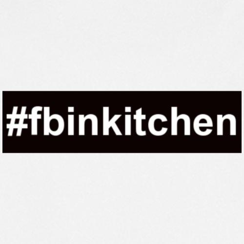 Küchenschürze #fbinkitchen - Kochschürze