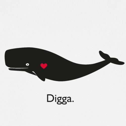 Digga Wal - Kochschürze