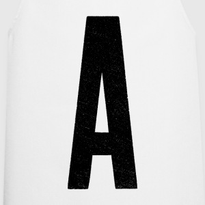 A is for… - Cooking Apron
