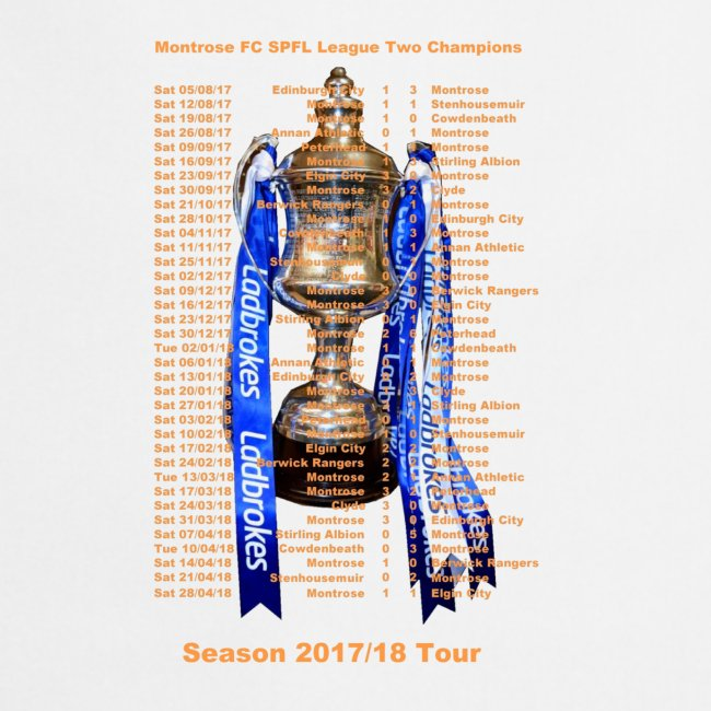 Montrose League Cup Tour