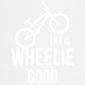 Life Is Good Wheelie - Tablier de cuisine