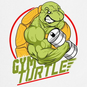Gym Turtle Gym Design - Keukenschort