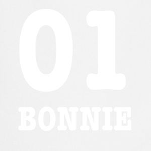 bonnie white - Delantal de cocina