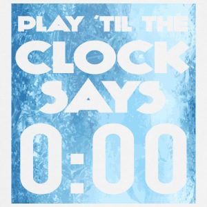 Eishockey: Play ´til the clock says 0:00 - Kochschürze