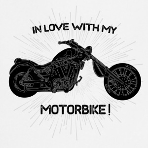 Love my Motorbike! - Cooking Apron