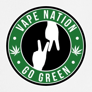 nation vape - Tablier de cuisine