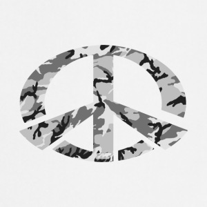 Peace - Snow Camo Edition - Esiliina