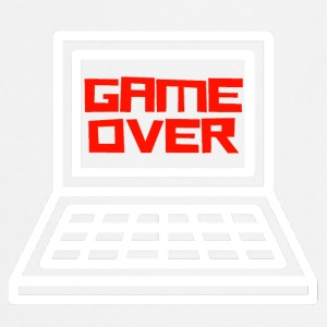 Game Over skjorte Gamer - Kokkeforkle