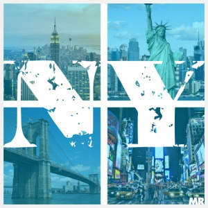 NEW YORK BLUE - Esiliina