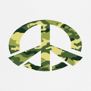 Peace - Camo Edition - Cooking Apron