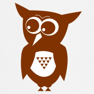 Brown owl - Cooking Apron