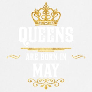 Queens Born May - Keukenschort