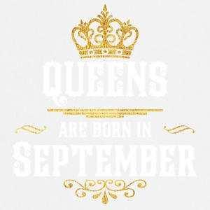 Queens Born september - Keukenschort