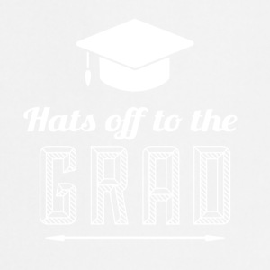High School / Graduation: Hatten af ​​for graden - Forklæde