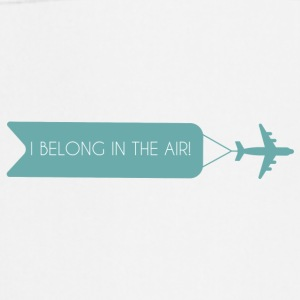 Piloto: I Belong In The Air. - Delantal de cocina