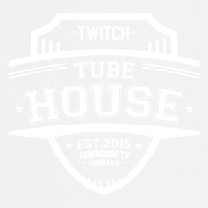 TubeHouse Team College Merch 2017 Vit - Förkläde