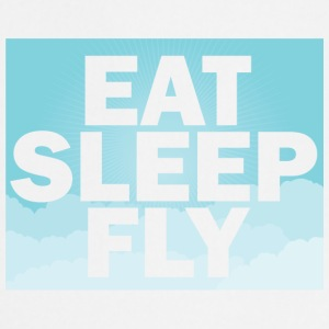 Piloto: Eat, Sleep, Fly, Repetir - Delantal de cocina