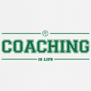 Coach / Trainer: Coaching Is Life - Grembiule da cucina