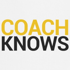 Coach / Coach: Coach Knows - Cooking Apron