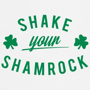 Ireland / St. Patrick's Day: Shake Your Shamrock - Keukenschort