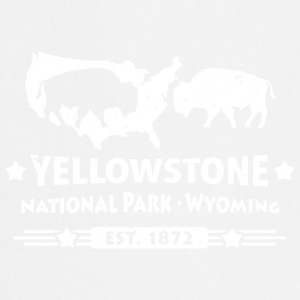 Buffalo Bison Buffalo Yellowstone National Park USA - Kokkeforkle