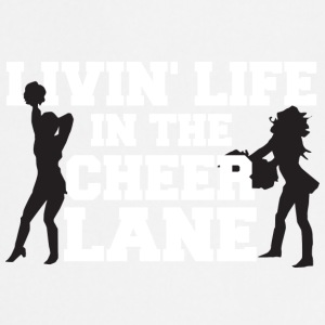 Pom-pom girl: Livin Live In The Cheer Lane - Tablier de cuisine