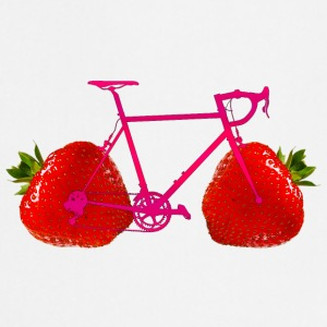 Strawberry Bike - Forklæde