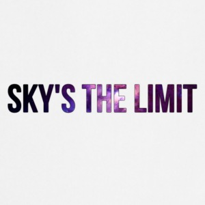 Sky is the limit - Fartuch kuchenny