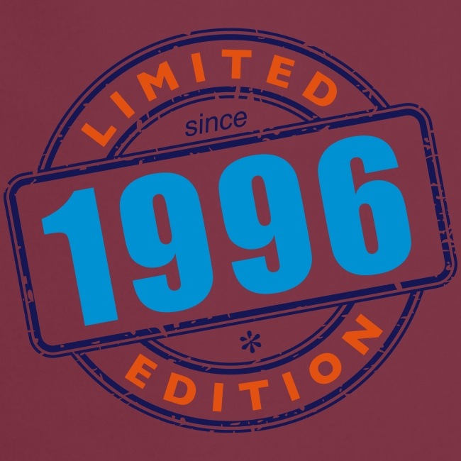 LIMITED EDITION SINCE 1996