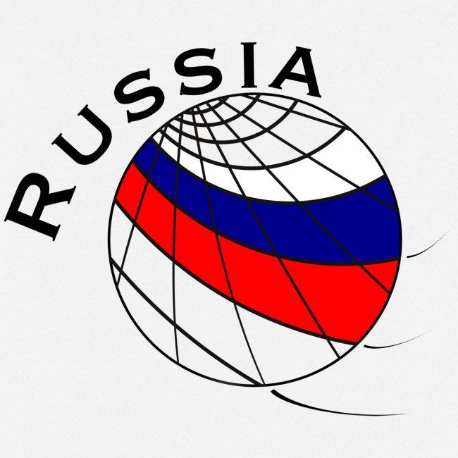 Russland Fußballmotiv