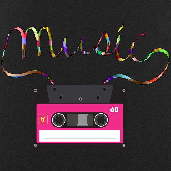 cassette retro