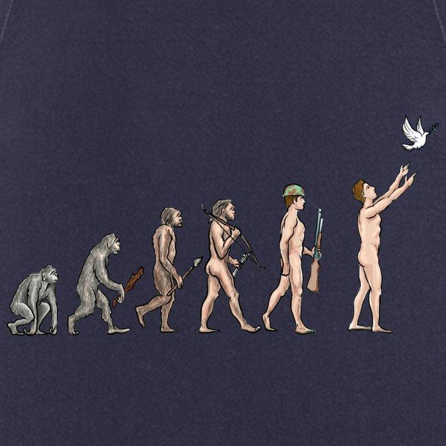 Evolution of Peace
