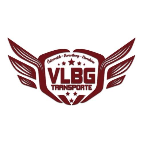 VLBG Logo Rot (nur Vorne) - Kochschürze