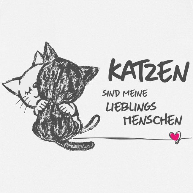 Vorschau: Katzen Lieblingsmenschen - Kochschürze