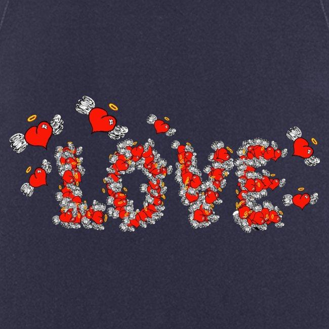 Flying Hearts LOVE
