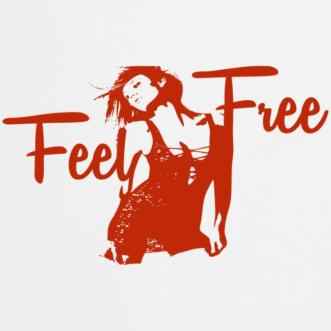 sexy girl feel free hot woman