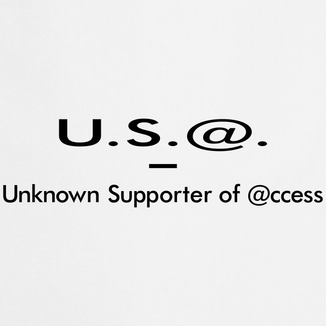 U.S.@. - Unknown Supporter of @ccess